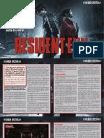 Adaptação - Resident Evil 3D&T-M&M-SW
