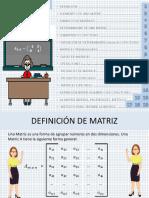 Matrices 2019