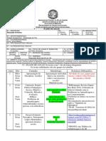 Plano Aulas EI 2019.1 Ed Inclusiva
