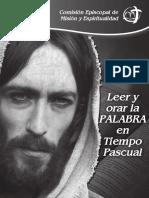 Leer y Orar La PALABRA en Tiempo Pascual 2012