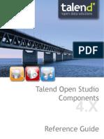 TalendOpenStudio Components RG 40b En