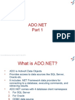 11 ADO net-Part 1