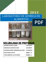 Labo de Alimentos Proteinas- Final