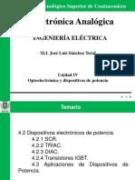 unidad 4. Optoelectronica y dispositivos de potencia (2da parte).pptx
