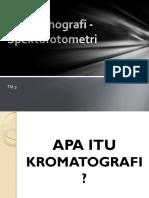 TM 3 Kromatografi Spektrometri 2014