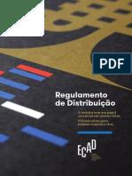 Regulamento de Distribuição ECAD