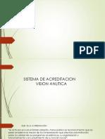 Sistema de Acreditacion Colombiano