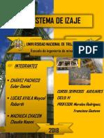 Informe de Servicios Auxiliares Sistemas de Izaje