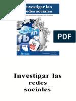 Islas, O., Ricaurte, P. (Eds.). (2013). Investigar las redes sociales. Comunicación total en la sociedad de la ubicuidad. Ciudad de México Razón y Palabra..pdf