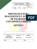 PROTOCOLO DE SEPSIS
