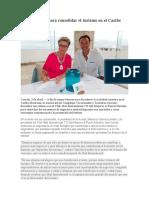 Crean Alianza Para Consolidar El Turismo en El Caribe Mexicano