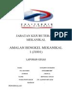 laporan GEGAS