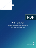 HVR WhitePaper Continuous Data Integration