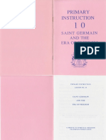 Primary Instruction 10 Saint Germain and Th Era of Freedom