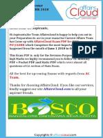 AC Exam PDF - IBPS PO 2018  by AffairsCloud.pdf