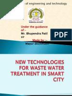 Waste Water Treatment (Mayur)