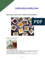 Recetas para darle color al cabello a base de plantas.docx