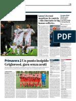 La Provincia Di Cremona 07-04-2019 - Lecce