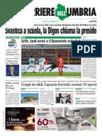 La rassegna stampa dell'Umbria e nazionale 7 - 04 - 19