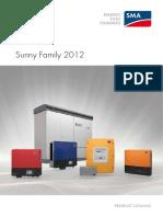 SMA Inverter catalogue.pdf