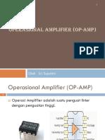 bab-2 3 OPERASIONAL AMPLIFIER (OP-AMP)_fix.pptx