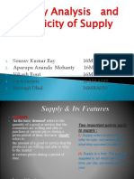 Mba Economics Presentation on supply