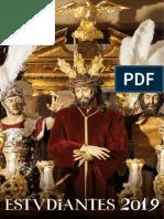 Programa de Semana Santa 2019 de Los Estudiantes de Oviedo