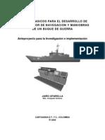 Simulación de Navegación y Maniobras del Buque - Enfoque básico