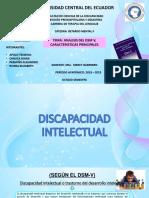 Análisis DI DSM-V