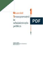 Manual Agentia de Strategii Guvernamentale