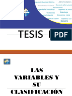 Variables Corregir