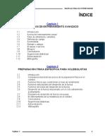 Manual Para El Entrenador de Voleibol