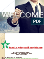 Samiya Wire Nail All Data Project Report