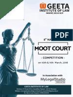 Brochure Geeta Law College Final 18th Dec