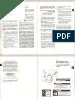 Yamaha YS-624 & YS-828 Owner's Manual