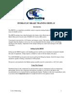 brc pdf | Anti Lock Braking System | Airbag