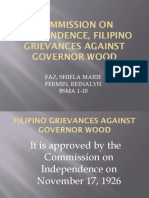 Filipino Grievances Against Governer Wood.pptx