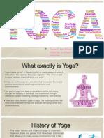 Yoga Presentation