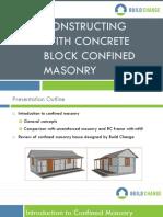 Confined Masonry Handbook