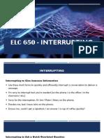 ELC650