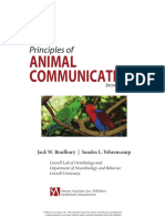 Principles Animal Communication 2