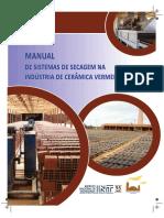Manual de Sistemas de Secagem na Indústria de Cerâmica Vermelha