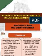Larangan Dan Hukuman Tatatertib 070613