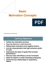 Chapter 6 - Motivation Concepts