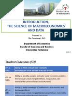 Macroeconomy1 Lecture 1