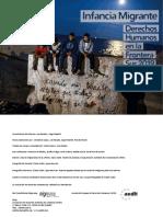 Informe Infancia Migrante 2019