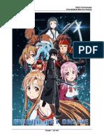 Sword Art Online - Additional Materials
