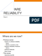Software Reliability2