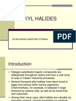 Alkyl Halides New