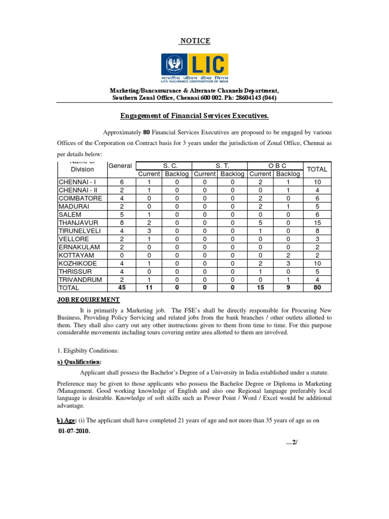 Lic fses notification academic degree test assessment aiddatafo Images